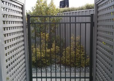 Gate custom made to fit