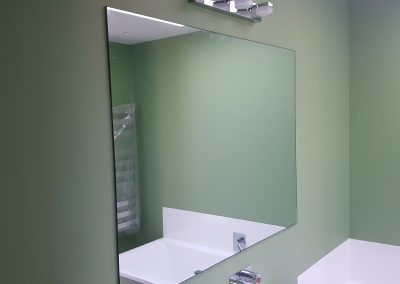 Large Custom Made Mirror