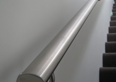 Oval stainless steel Handrail