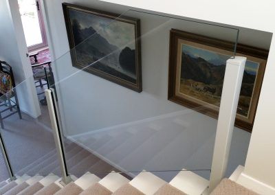 Vetro Semi-Frameless Glazed Balustrade allows maximum light flow