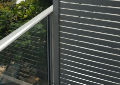 Safa Slat Windage Privacy Screen