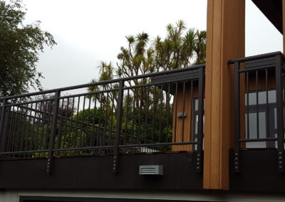 Decor Duo Balustrade side fixed for maxiumum deck space